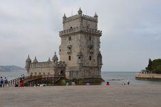 Torre de Belém, Lissabon.