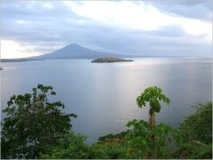 Ometepe for hiking and the San Ramon Waterfall & Lake Nicaragua for swimming.  It has waves like the ocean but it's fresh water.  You still have to watch out for sharks though!