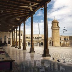 Souq Waqif #Mosque #Doha #Qatar Photo by@jassim_almulla #Seemymosque