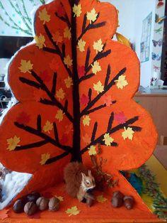 dört mevsim ağaç şeriti   Evimin Altın Topu Art Drawings For Kids, Art For Kids, Crafts For Kids, Diy Cardboard, Origami, Four Seasons, Learning Activities, 3 D, Lily