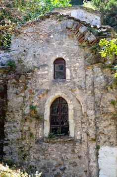 Metamorphosis tou sotirou church, Samos, Greece