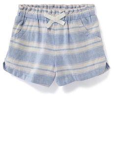 Soft Shorts, Cute Shorts, Striped Shorts, Toddler Girl Shorts, Toddler Girl Outfits, Stylish Toddler Girl, Girls Rules, Cute Little Girls, Maternity Wear