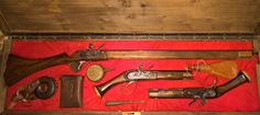 Flintlock guns kit