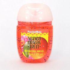 Gel antibactérien MANGO DRAGONFRUIT Bath and Body Works Us Pocketbac