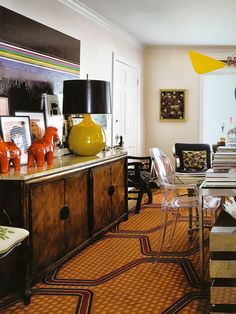 Designer: Mike Thompson, photo by Ka Yeung for Domestic Art ( curated interiors )