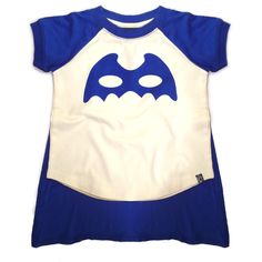 Rock Your Baby Masked Crusader Tee www.rockyourbaby.com