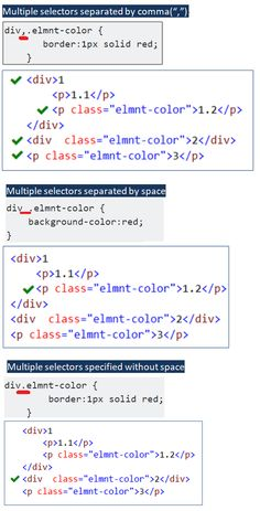 CSS selectors separated by Comma, Space and without Space Blue Things blue is the warmest color C Programming Learning, Computer Programming, Computer Science, Programming Languages, Css Cheat Sheet, Technology Lessons, Medical Technology, Energy Technology, Technology Gadgets