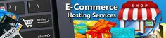Hosting services to cater the needs of electronic commerce website. The companies offering E-commerce hosting can be categorized as:      Pre-installed     Self-Hosted  Pre-installed: Hosting company provides pre-installed software. Self-Hosted:You install and manage e-commerce software on the hosting platform.