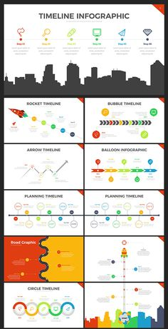 Organizational chart and hierarchy template pinterest business project timeline powerpoint presentation template is powerpoint template that containing infographic that with timeline style can be used to explaining wajeb Image collections