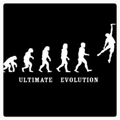 I don't believe evolution, but this is funny!
