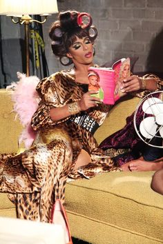 RuPaul's Drag Race, Shangela,