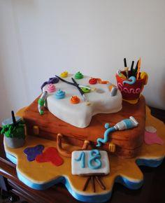 torta artista - cakemania.it