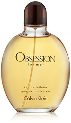 Calvin Klein OBSESSION for Men Eau de Toilette, 6.7 fl. oz. http://www.themenperfume.com/calvin-klein-obsession-for-men-eau-de-toilette-6-7-fl-oz-2/