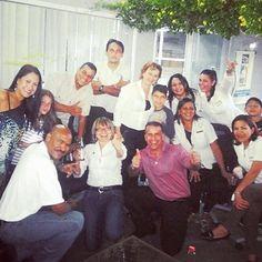 Unidos y agradecidos despedimos julio con nuestra fiesta de cumpleaños del mes. Más alegres más felices más divertidos #Century21  #BienesRaíces #Inmobiliario #inmuebles #realestate #realtor #realtorlifestyle #party #team #C21 #Venezuela #Guayana #pzo  @Regrann from @baisdemorlando -  Nuestra acostumbrada fiesta de fin de mes #Regrann