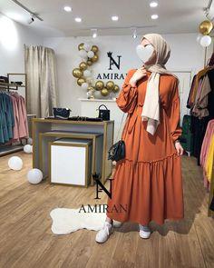Hijab Style Dress, Modest Fashion Hijab, Modern Hijab Fashion, Hijab Fashion Inspiration, Muslim Fashion, Stylish Hijab, Hijab Chic, Hijabi Gowns, Hijab Evening Dress