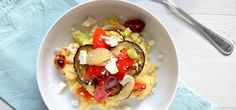 Makkelijke Maaltijd: Couscous met geroosterde groente -