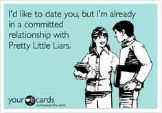 Pretty Little Liars   yourecards