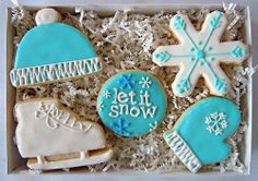 #Christmas biscuits