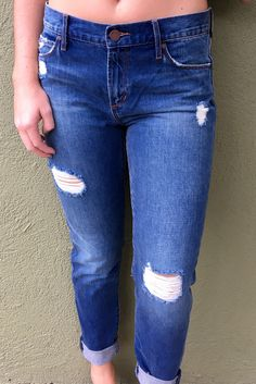 """Articles of Society - """"Janis"""" Boyfriend Jeans Articles Of Society Jeans, Destruction, Boyfriend Jeans, Minimal, Skinny Jeans, Pants, Products, Fashion, Skinny Fit Jeans"""