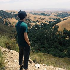 over-looking Mt. Diablo.  Photo taken by: holychitt