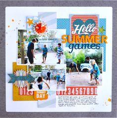 Hello Summer Games