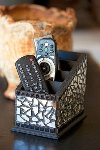 Creative Company | Just Mosaics: Where's the remote