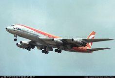High quality photo of C-FCPI (CN: 45622) CP Air Douglas DC-8