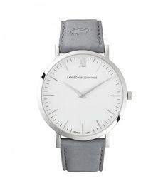 Larsson & Jennings Lader Grey Watch