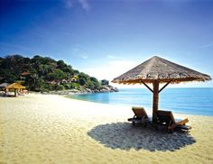 Tongsai Bay beach, a top Koh Samui resort, Thailand