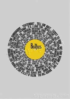 Beatles record art
