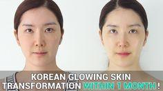 Korean Glowing Skin Transformation : Make Your Sensitive Skin Healthy wi...