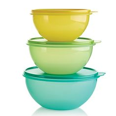 Wonderlier bowl 3 piece set...on sale for only $19!!!  I do have an open party and would appreciate it if you order adding onto that party.  Thank you so much for choosing me to assist you with your Tupperware needs!  I would love to set up a party for you too...