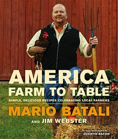 """In his debut post on Serious Eats, Mario Batali raves about farmstand tomatoes: """"The myth of summer tomatoes will continue, but real cooks know that the maximum flavor raver for the golden love apples' peak of perfection is in fact September and even October."""" With a quick and easy recipe for Spaghetti al Pomodoro."""