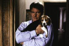 Harrison Ford in Regarding Henry directed by Mike Nichols, 1991