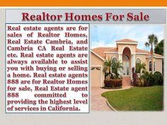 Real Estate Agent California