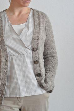 Hey Girl pattern by Bonne Marie Burns | Sweater patterns ...