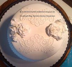 Kerstins Kuchen Kreationen: Projekt Hochzeitstorte