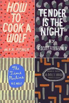 book blocks seen on design love fest