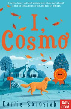 Cosmo would do anything to make his boy happy, but when Max decides they should learn a dance routine to stave off his parents' divorce, will the old dog be up to the challenge?