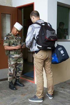 To Declare One's Desire. Military Units, Military History, Bon Courage, French Foreign Legion, French Army, Herschel Heritage Backpack, 21st Century, Warriors, South Africa