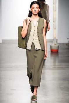 Creatures of Comfort Spring 2015 Ready-to-Wear Fashion Show: Complete Collection - Style.com #nyfw