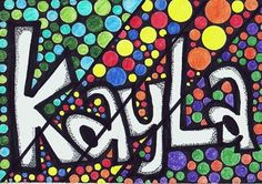 44 Best Name Design Art Images Visual Arts Art Classroom
