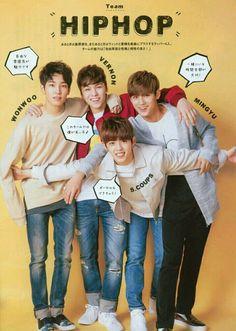 ∗ˈ‧₊° hip hop unit svt ∗ˈ‧₊° Woozi, Mingyu Wonwoo, Seungkwan, Marina Joyce, Seventeen Hip Hop Unit, Seventeen Debut, Pop Bands, Seventeen Members Names, K Pop