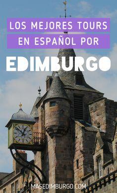 Las mejores excursiones y tours en español por #Edimburgo. Time Travel, Travel Tips, Tours, Scotland Travel, World Traveler, Where To Go, Outlander, Edinburgh, United Kingdom