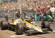 Derek Warrick, Adelaide Grand Prix