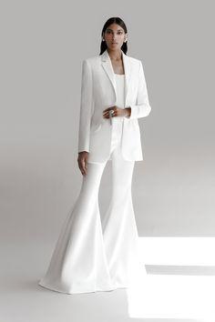Wedding Suits, Wedding Dresses, Wedding Pantsuit, Bubble Skirt, White Gowns, Prabal Gurung, Party Looks, Wedding Looks, Designer Wear