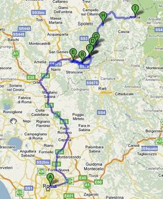 Cascate delle Marmore - Terni Italy
