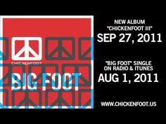 Chickenfoot... Big Foot (Sammy Hagar)