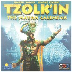 Tzolk'in The Mayan Calendar Board Game
