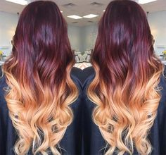 13 Best Cherry Hair Colors Images Hair Coloring Colorful Hair